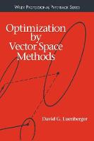 Optimization by Vector Space Methods (Paperback)