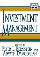 Peter L Bernstein GBP1299 Paperback Investment Management Hardback