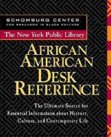 The New York Public Library African American Desk Reference (Hardback)