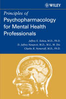 Principles of Psychopharmacology for Mental Health Professionals (Paperback)