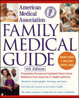 American Medical Association Family Medical Guide (Hardback)