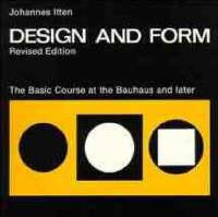 Design and Form (Paperback)