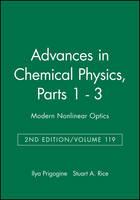 Modern Nonlinear Optics: Part 3 - Advances in Chemical Physics 119 (Hardback)
