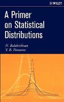 A Primer on Statistical Distributions (Hardback)