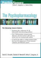 The Psychopharmacology Treatment Planner - PracticePlanners (Paperback)