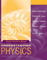Student Solutions Manual to accompany Understanding Physics (Paperback)