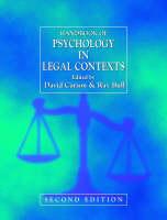Handbook of Psychology in Legal Contexts (Hardback)