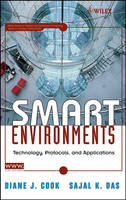 Smart Environments: Technology, Protocols and Applications - Wiley Series on Parallel and Distributed Computing (Hardback)