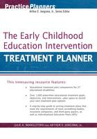 The Early Childhood Education Intervention Treatment Planner - PracticePlanners (Paperback)