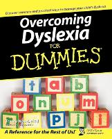 Overcoming Dyslexia For Dummies (Paperback)