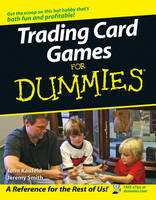 Trading Card Games For Dummies (Paperback)