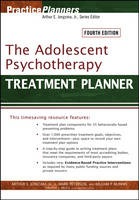 The Adolescent Psychotherapy Treatment Planner - PracticePlanners (Paperback)