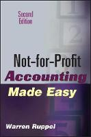 Not-for-Profit Accounting Made Easy (Hardback)