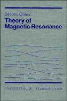 Theory of Magnetic Resonance (Hardback)