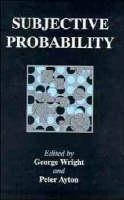 Subjective Probability (Hardback)