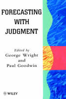 Forecasting with Judgment (Hardback)