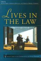 Lives in the Law - Amherst Series in Law, Jurisprudence & Social Thought (Paperback)