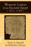 Women's Letters from Ancient Egypt, 300 BC-AD 800 (Paperback)