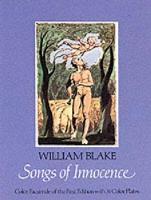 Songs of Innocence - Dover Fine Art, History of Art (Paperback)