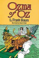Ozma of Oz - Dover Children's Classics (Paperback)