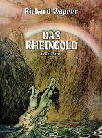 Das Rheingold: In Full Score (Book)