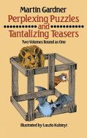 Perplexing Puzzles and Tantalizing Teasers - Dover Children's Activity Books (Paperback)
