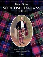 Scottish Tartans in Full Color - Dover Pictorial Archives (Paperback)