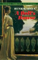 A Doll's House - Thrift Editions (Paperback)