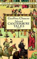 """Canterbury Tales: """"General Prologue"""", """"Knight's Tale"""", """"Miller's Prologue and Tale"""", """"Wife of Bath's Prologue and Tale"""" - Dover Thrift Editions (Paperback)"""