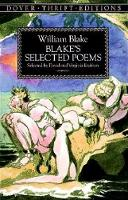 Blake's Selected Poems - Thrift Editions (Paperback)