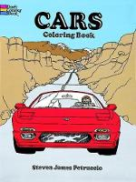 Cars Coloring Book - Dover Coloring Books (Paperback)
