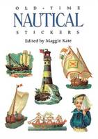 Old-Time Nautical Stickers - Dover Stickers (Paperback)