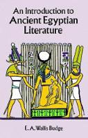 An Introduction to Ancient Egyptian Literature - Egypt (Paperback)