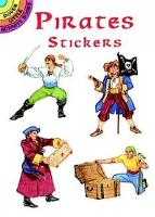 Pirates Stickers - Dover Little Activity Books Stickers (Paperback)