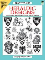 Ready-to-use Heraldic Designs - Dover Clip Art Ready-to-Use (Paperback)