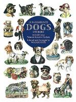 Old-Fashioned Dogs Stickers - Dover Stickers