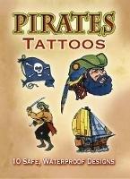 Pirates Tattoos - Dover Tattoos (Paperback)