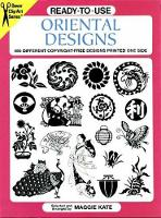 Ready-to-use Oriental Designs - Dover Clip Art Ready-to-Use (Paperback)
