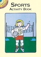 Sports Activity Book - Dover Little Activity Books (Paperback)