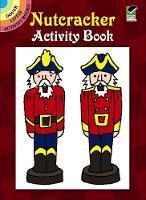 Nutcracker Activity Book - Dover Little Activity Books (Paperback)