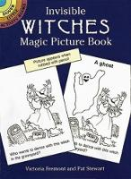 Invisible Witches Magic Picture Book - Dover Little Activity Books (Paperback)