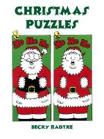 Christmas Puzzles - Dover Holiday Coloring Book (Paperback)