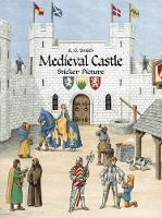 Medieval Castle Sticker Book - Dover Sticker Books
