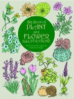 Big Book of Plant and Flower Illustrations - Dover Pictorial Archive (Paperback)