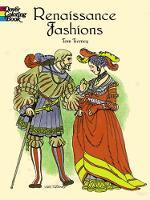 Renaissance Fashions - Dover Fashion Coloring Book (Paperback)