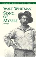 Song of Myself - Dover Thrift Editions (Paperback)
