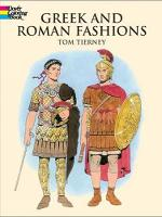 Greek and Roman Fashions - Dover Fashion Coloring Book (Paperback)