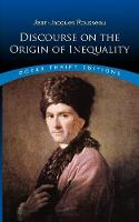 Discourse on the Origin of Inequality - Thrift Editions (Paperback)