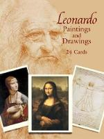 Leonardo Paintings and Drawings: 24 Cards - Dover Postcards
