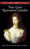 Four Great Restoration Comedies - Dover Thrift Editions (Paperback)